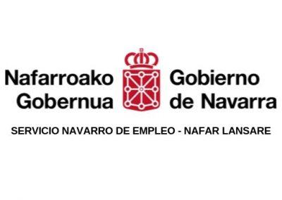 Servicio Navarro de Empleo – Nafar Lansare