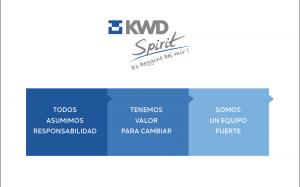Valores KWD